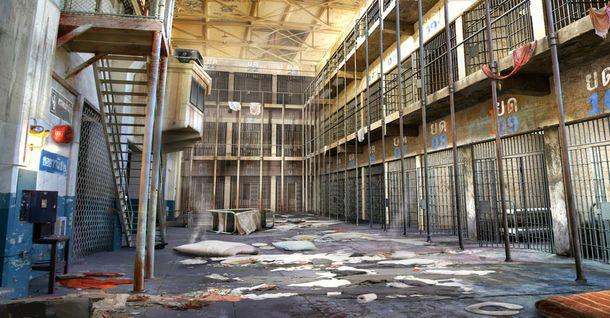 Тюрьма в Таиланде
