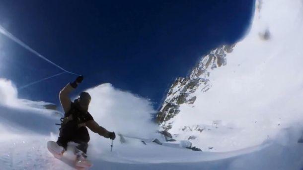 Швейцарский горнолыжник Николас Вюинье