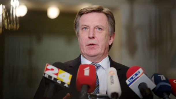 Голова уряду Латвії Маріс Кучінскіс
