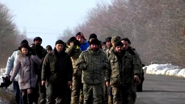 Военные 53-й бригады ВСУ