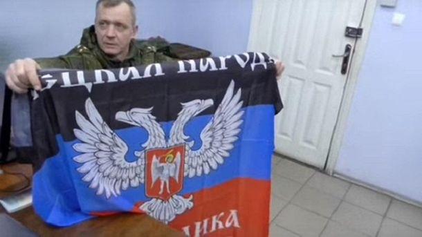 Российский офицер