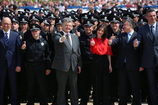 Нова поліція Києва