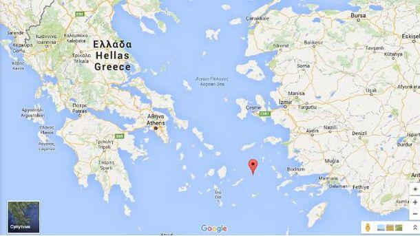 Військовий вертоліт розбився у Греції: є загиблі