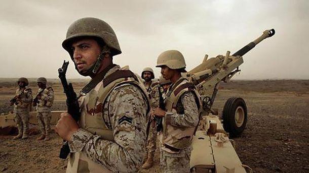 Саудовские военные