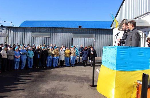 Олег Ляшко посетил производственные мощности группы компаний S.Group
