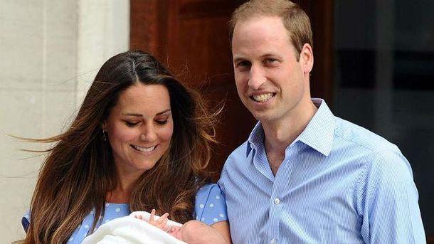 Кейт Міддлтон вагітна двійнею