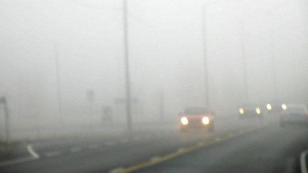 Погода знову розійшлась: завтра сильний вітер, туман і ожеледиця