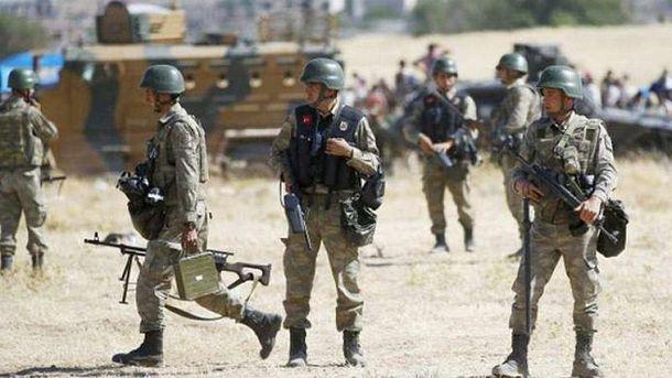 Турецькі військові
