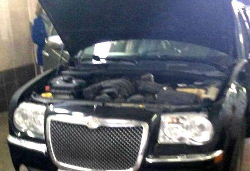 Автівка Chrysler