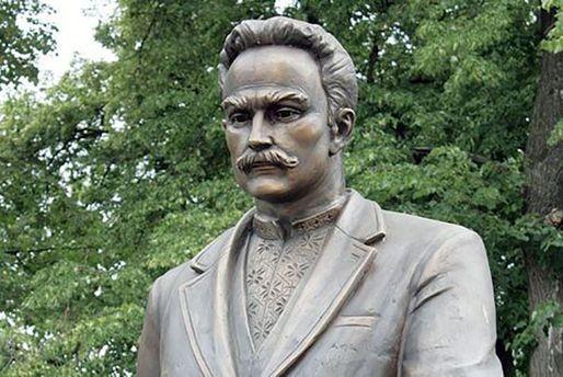 Памятник Ивану Франко в Коломые