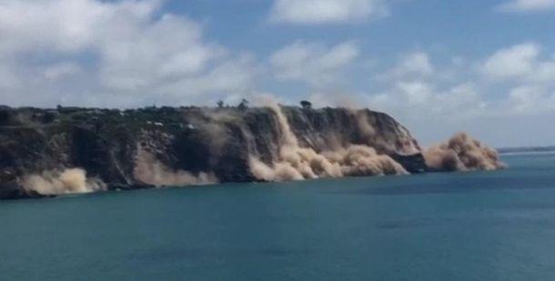 Новую Зеландию всколыхнуло землетрясение