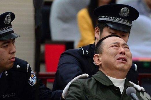 Ведуть на страту мільярдера Лю Ханя