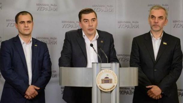 Богдан Матківський, Дмитро Добродомов, Олег Мусій