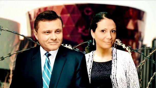 Сергій та Юлія Льовочкіни