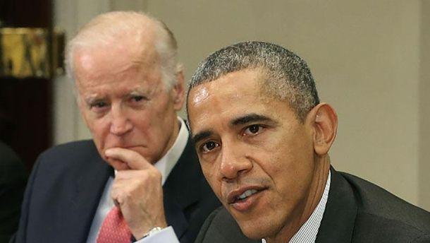 Джозеф Байден та Барак Обама