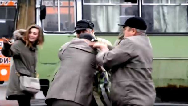 Бійка Львові