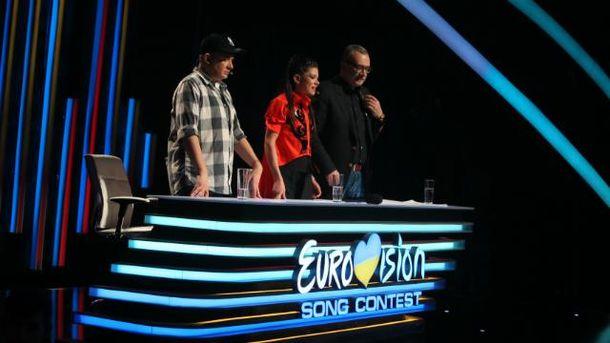 Відбір на Євробачення