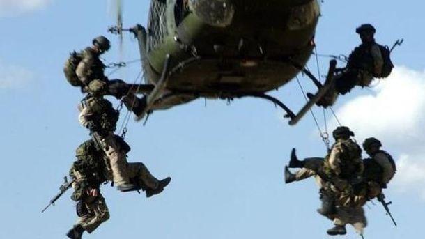 Вертолетный десант