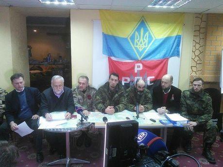 """5 фактів про так званий """"Майдан 3"""""""