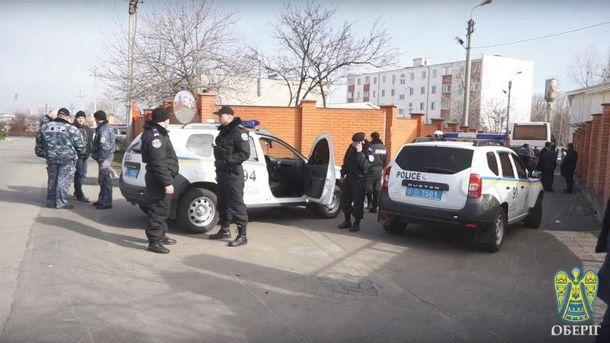 Правоохранители задержали провокаторов