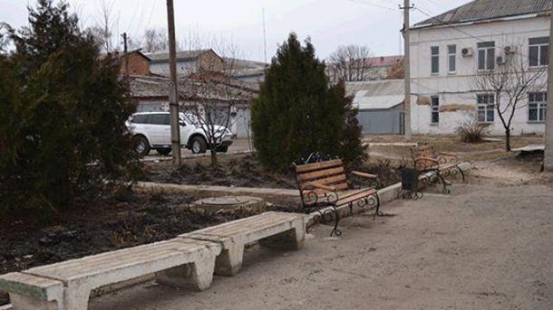 Место убийства Владимира Живаго