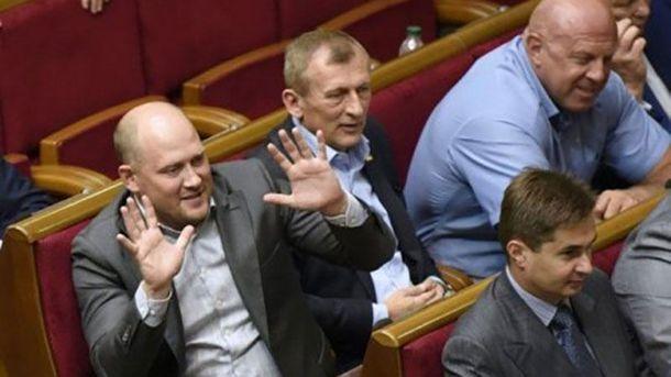 Сергей Каплин и Александр Сугоняко