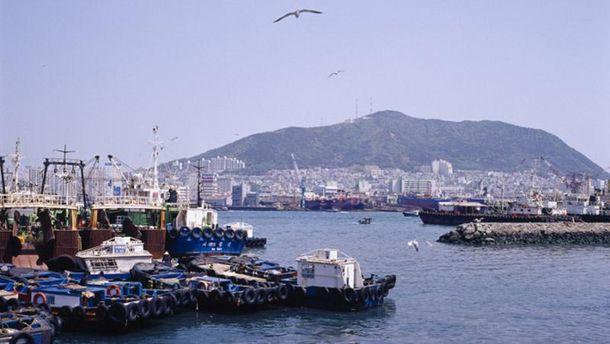 Порт Пусан