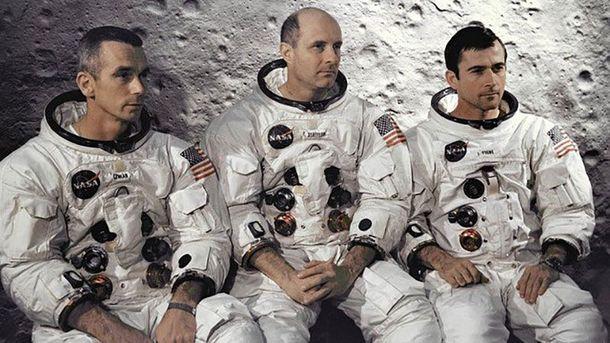 Астронавты миссии