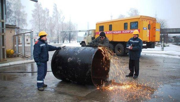 Работники аварийной службы