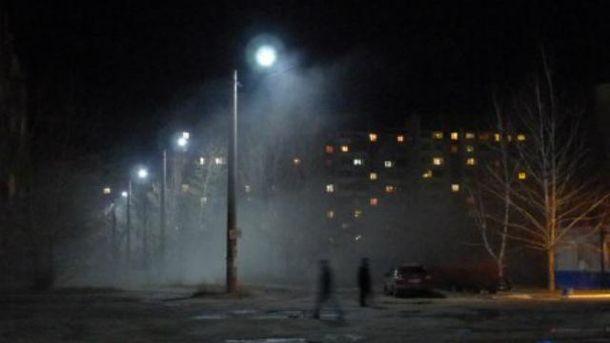 Взрыв в Черкассах