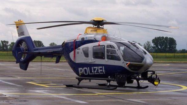 Вертолет Eurocopter 135