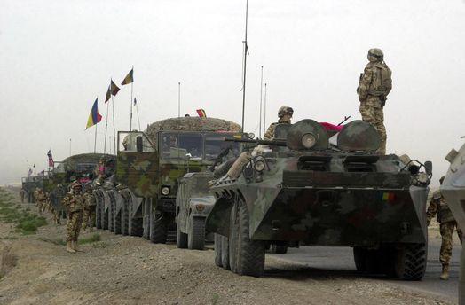Румынськие войска