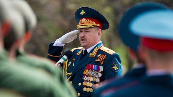 Генерал Валерий Асапов