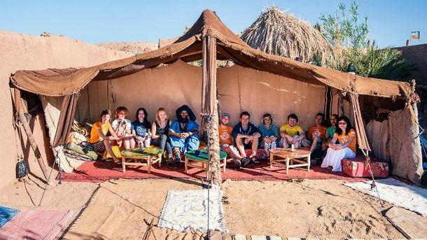 Украинцы в Марокко