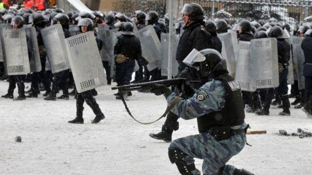 Вбивства на Майдані