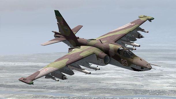 Військовий літак