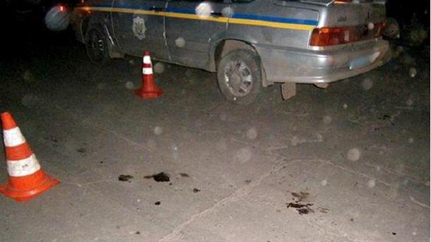Напад наполіцейських уСлавуті: з'явилися деталі