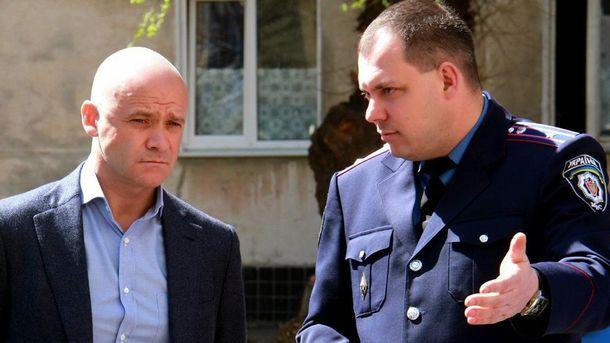 29 одесских депутатов имеют российское гражданство, — заместитель Саакашвили