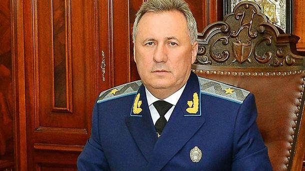 В ГПУ не видят необходимости в увольнении скандального прокурора Одесской области