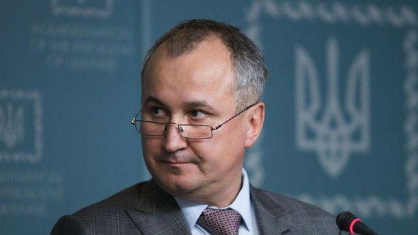 Руководитель СБУ Грицак задекларировал 254,35 тыс. грн заработка в 2015-ом