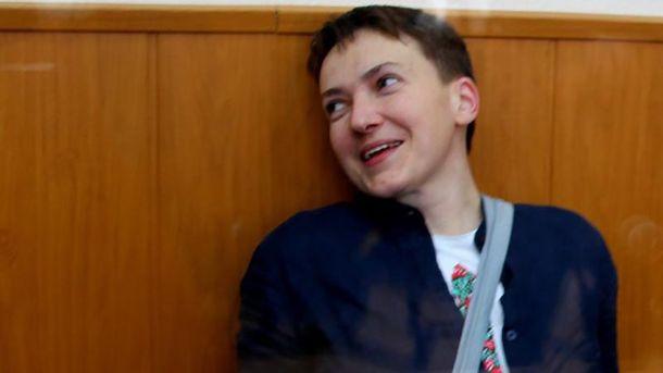 Киев готовит два вида документов для возврата Савченко
