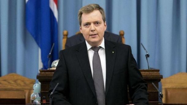 Премьер Исландии не хочет покидать пост из-за «офшорного скандала»