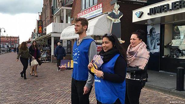 Каким будет выбор нидерландцев?