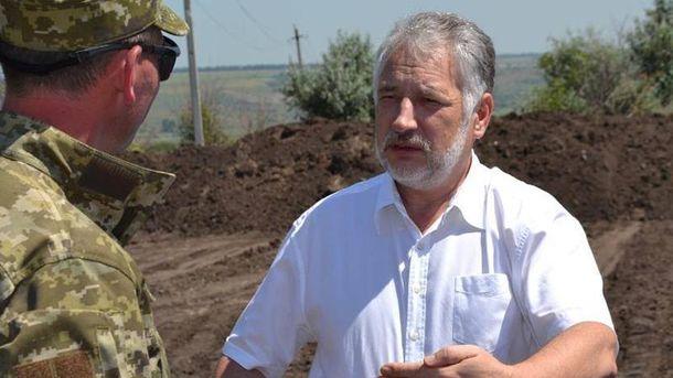 Жебривский уверяет, что его заявление о войне с Россией неправильно поняли