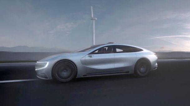 Авто будущего от китайских розорбників