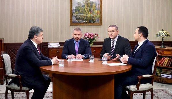 Генерального прокурора утвердим сразу после майских, подругому денежных средств небудет— Порошенко