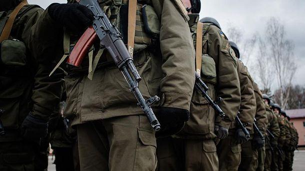 Нацгвардии небудет: Киев неуслышал Саакашвили
