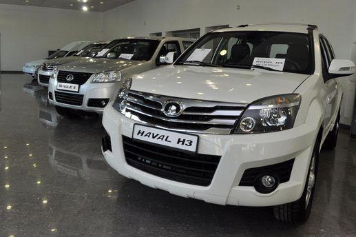 Украинцы начали массово покупать новые авто