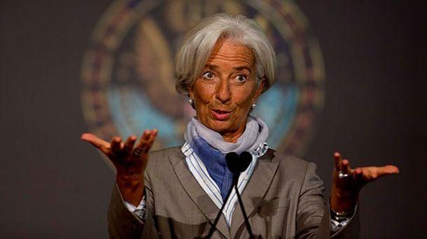Миссия МВФ официально едет в Украину