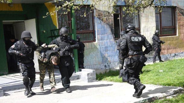 СБУ: НаХерсонщине террористическая группа готовила серию взрывов